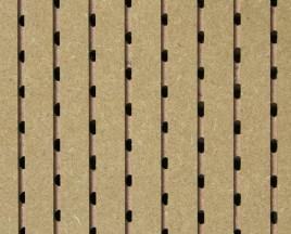 Decor Acoustic некрашенный MDF под окраску (30-2,14-2)